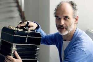 Marcelo Nisinman Composer & Bandoneon player