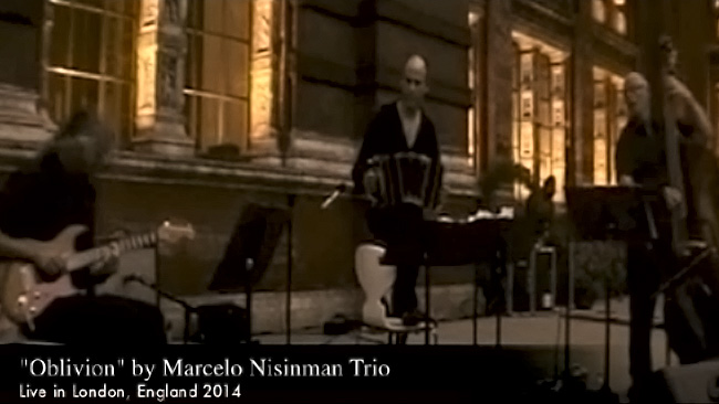 Oblivion (A. Piazzolla) New version by Nisinman